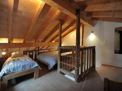 Wakacje w górach Apartament 3 pokojowy z antresolą 7 osób () - Chalet Christophe et Elodie - Les Menuires - Antresola