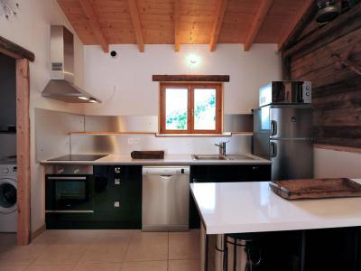 Wakacje w górach Apartament 7 pokojowy 12 osób () - Chalet Christophe et Elodie - Les Menuires - Kuchnia