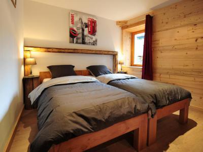 Wakacje w górach Apartament 7 pokojowy 12 osób () - Chalet Christophe et Elodie - Les Menuires - Pokój