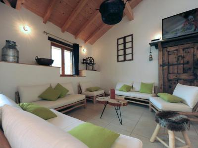 Wakacje w górach Apartament 7 pokojowy 12 osób () - Chalet Christophe et Elodie - Les Menuires - Pokój gościnny