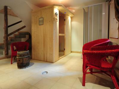 Wakacje w górach Apartament 7 pokojowy 12 osób () - Chalet Christophe et Elodie - Les Menuires - Sauna