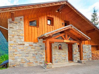 Location au ski Chalet Côte Arbet - Champagny-en-Vanoise - Extérieur été