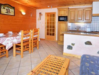 Vacances en montagne Chalet Côte Arbet - Champagny-en-Vanoise - Salle à manger