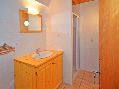 Vacances en montagne Chalet Côte Arbet - Champagny-en-Vanoise - Salle d'eau