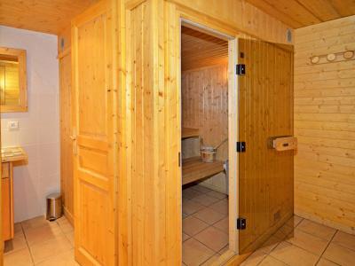 Vacances en montagne Chalet Côte Arbet - Champagny-en-Vanoise - Sauna