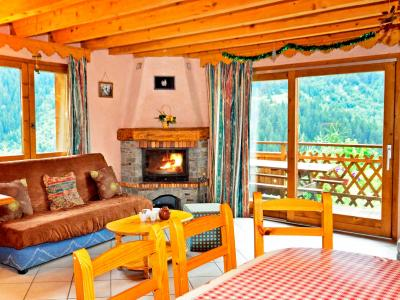 Vacances en montagne Chalet Côte Arbet - Champagny-en-Vanoise - Séjour