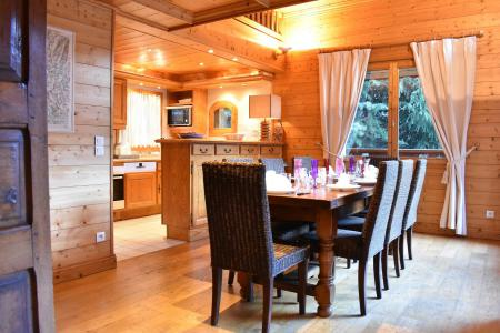 Rental Méribel : Chalet Cret Voland summer