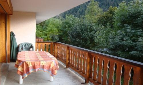 Location au ski Appartement 4 pièces 8 personnes - Chalet Cristal - Champagny-en-Vanoise - Extérieur été