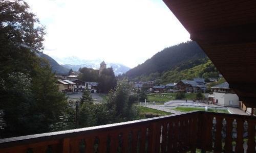 Location au ski Appartement duplex 5 pièces 10 personnes - Chalet Cristal - Champagny-en-Vanoise - Extérieur été