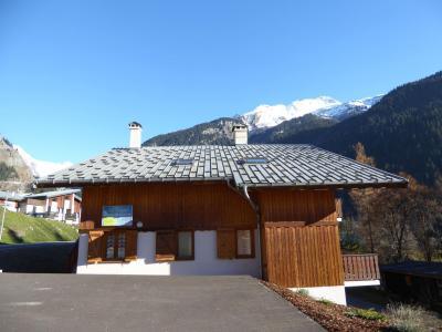 Location au ski Chalet Cristal - Champagny-en-Vanoise - Extérieur été