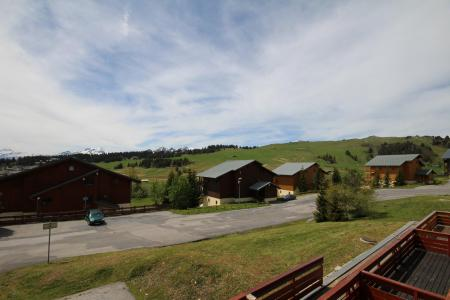 Rent in ski resort 2 room apartment cabin 6 people (609) - Chalet Cristal 6 - Les Saisies - Summer outside