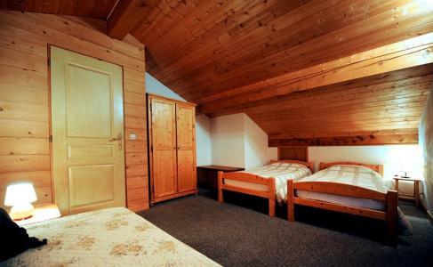 Vacances en montagne Appartement duplex 4 pièces 10 personnes - Chalet Cristal - Les Menuires - Lit simple