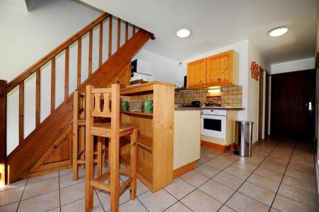 Vacances en montagne Appartement duplex 6 pièces 13 personnes - Chalet Cristal - Les Menuires - Cuisine