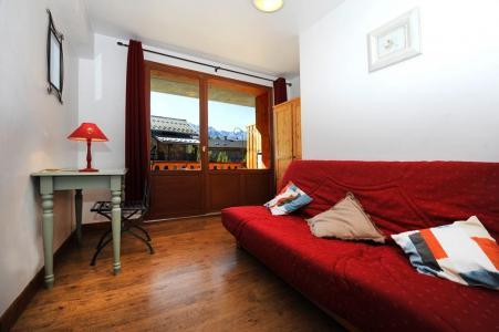Vacances en montagne Appartement duplex 6 pièces 13 personnes - Chalet Cristal - Les Menuires - Séjour