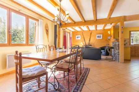 Holiday in mountain resort 4 room chalet 8 people - Chalet Croisette - Les Arcs