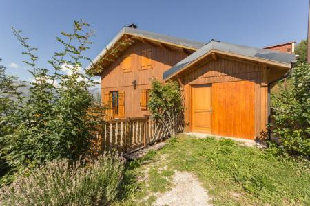 Holiday in mountain resort Chalet Croisette - Les Arcs