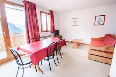 Urlaub in den Bergen 3-Zimmer-Appartment für 6 Personen (H22) - Chalet d'Arrondaz - Valfréjus - Wohnzimmer