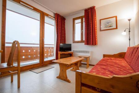 Urlaub in den Bergen 4-Zimmer-Appartment für 8 Personen (H21) - Chalet d'Arrondaz - Valfréjus - Unterkunft