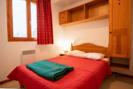 Urlaub in den Bergen 4-Zimmer-Appartment für 8 Personen (H21) - Chalet d'Arrondaz - Valfréjus - Schlafzimmer