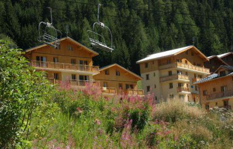 Alquiler Valfréjus : Chalet d'Arrondaz C verano