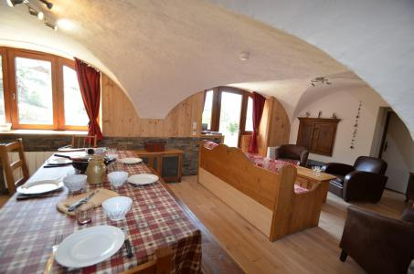 Holiday in mountain resort 5 room apartment 9 people (1) - Chalet d'Ethan - Saint Martin de Belleville