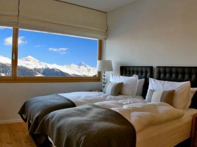 Vacances en montagne Chalet Dargan - Thyon - Chambre