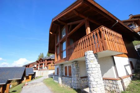 Location au ski Chalet De Bellecote - Peisey-Vallandry - Extérieur été