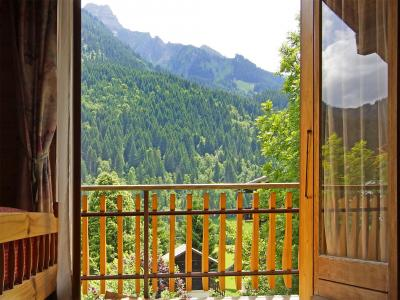 Rent in ski resort Chalet de la Chapelle - La Chapelle d'Abondance - Summer outside