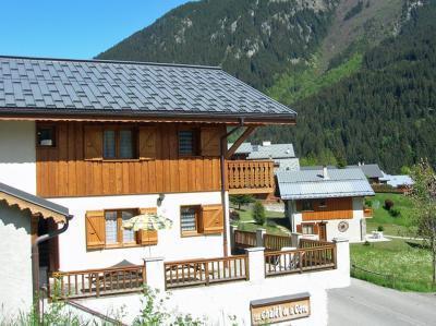 Location au ski Chalet duplex 7 pièces 12 personnes - Chalet De La Cote - Champagny-en-Vanoise - Extérieur été