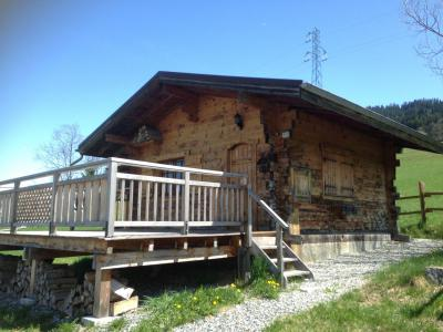 Rent in ski resort Chalet de la Princesse - Combloux - Summer outside