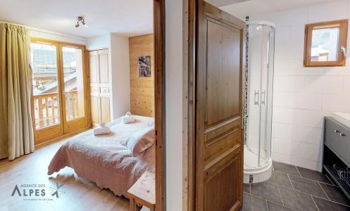 Holiday in mountain resort 10 room chalet 18 people (LET) - Chalet de la Villette - Saint Martin de Belleville - Shower
