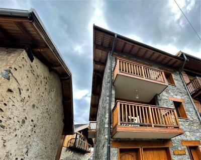Vacances en montagne Chalet de la Villette - Saint Martin de Belleville - Plan