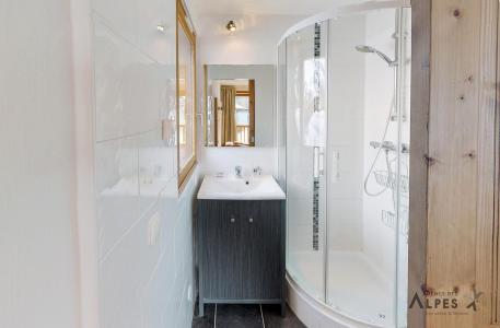 Vacances en montagne Chalet 10 pièces 18 personnes (LET) - Chalet de la Villette - Saint Martin de Belleville - Lit double