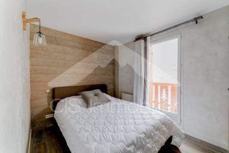 Holiday in mountain resort 6 room apartment 10 people (10) - Chalet de Méribel - Méribel - Bedroom