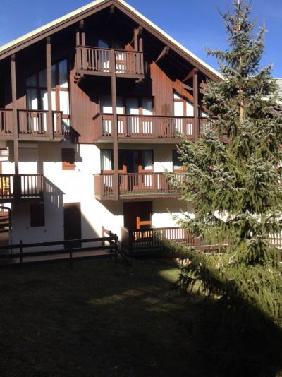 Holiday in mountain resort Chalet de Tigny Bruyère - Valloire - Summer outside