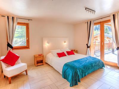 Vacances en montagne Chalet des Arcs CED01 - Les Arcs - Chambre