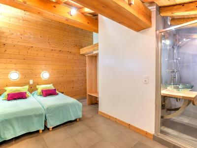 Vacances en montagne Chalet des Arcs CED01 - Les Arcs - Lits twin