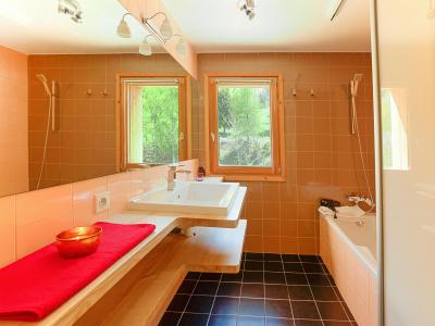 Vacances en montagne Chalet des Arcs CED01 - Les Arcs - Salle de bains