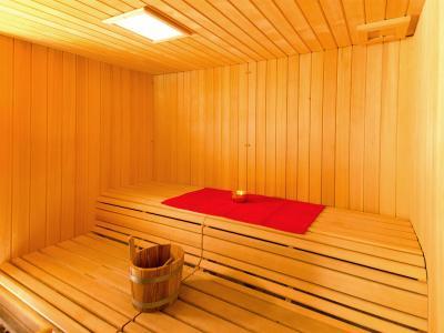 Vacances en montagne Chalet des Arcs CED01 - Les Arcs - Sauna