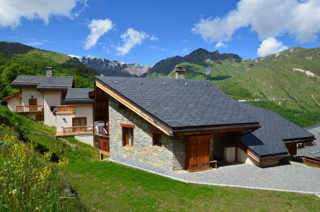 Summer accommodation Chalet des Encombres