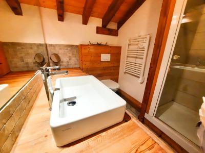 Vacances en montagne Chalet duplex 5 pièces 12 personnes - Chalet des Encombres - Saint Martin de Belleville - Chambre