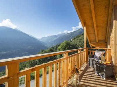 Summer accommodation Chalet des Etoiles