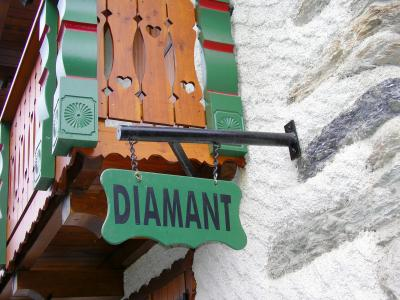 Location Champagny-en-Vanoise : Chalet Diamant hiver