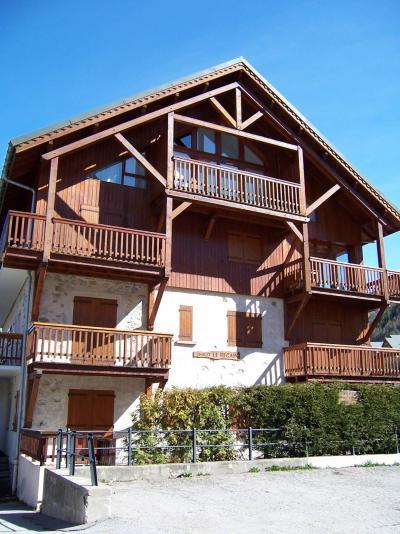 Location au ski Chalet du Regain - Valloire - Extérieur été