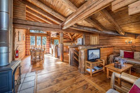 Summer accommodation Chalet Elliot Ouest
