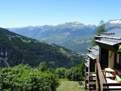 Location au ski Chalet Emmanuelle Ii - Peisey-Vallandry - Extérieur été