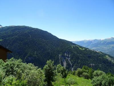 Location au ski Appartement 2 pièces cabine 6 personnes (14) - Chalet Emmanuelle Ii - Peisey-Vallandry - Extérieur été