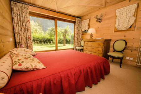 Rental Chamonix : Chalet Eole summer