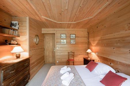 Vacances en montagne Chalet 5 pièces 8 personnes - Chalet Eole - Chamonix - Chambre