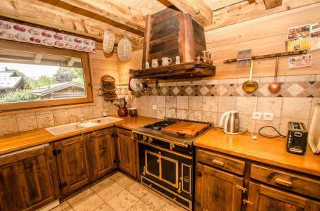 Vacances en montagne Chalet 5 pièces 8 personnes - Chalet Eole - Chamonix - Cuisine